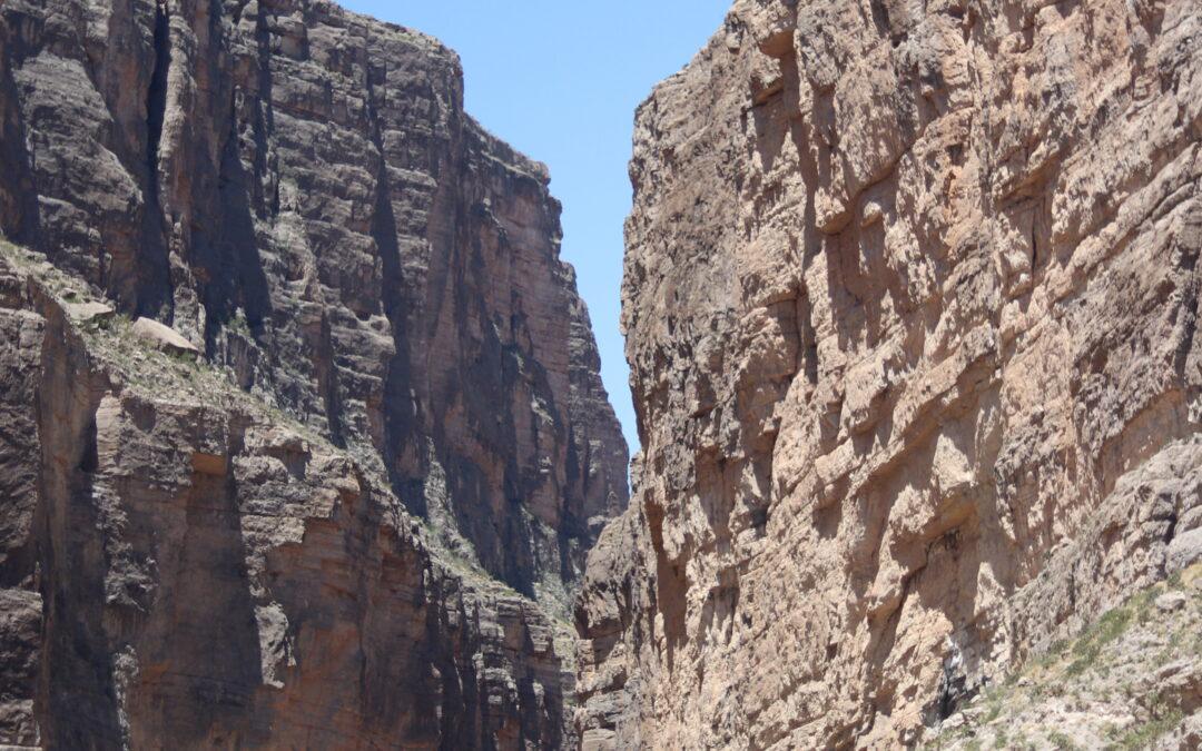 image of Santa Elena canyon